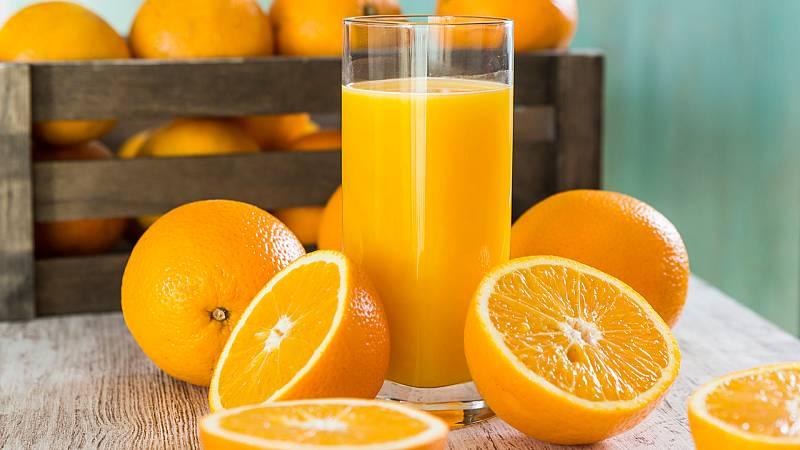 Aquí la Tierra - Juanito Orange nos presenta un nuevo cítrico: las naranjas lane late