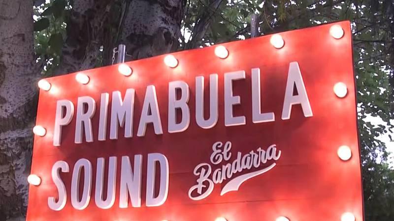 Una residencia de mayores de Lleida ha celebrado el 'Primabuela Sound'