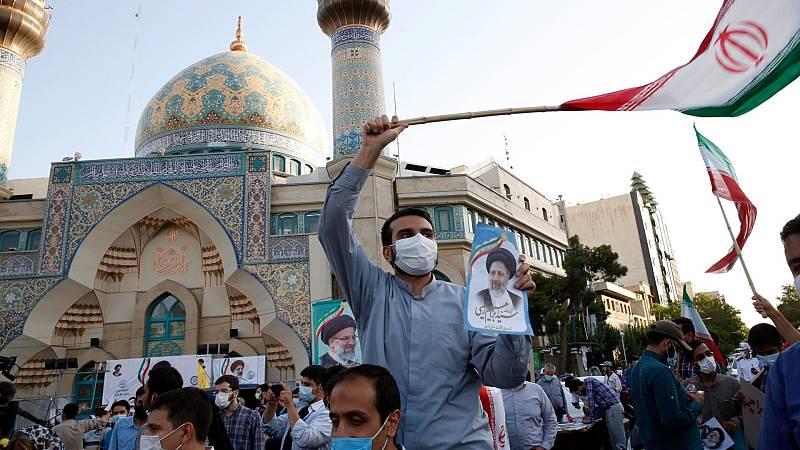 Irán se prepara para sus elecciones presidenciales con Ibrahim Raisi como candidato favorito
