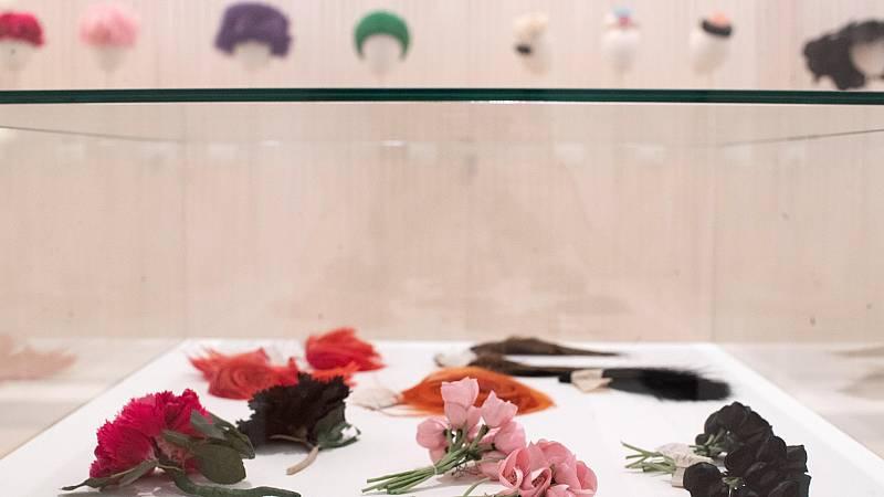 El Museo del diseño de Barcelona acoge una exposición de Balenciaga