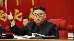 Kim Jong-un reconoce que Corea del Norte pasa por una crisis humanitaria