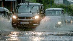 Una treintena de provincias, en alerta por fuertes tormentas y lluvia intensa