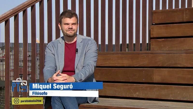 Miquel Seguró reflexiona sobre la razón