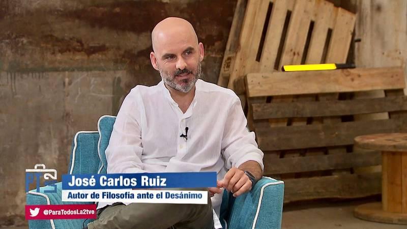 Filosofía ante el desánimo. Entrevista a J.Carlos Ruiz