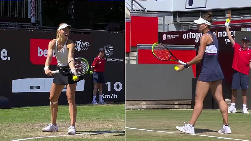 Tenis - WTA 500 Torneo Berlín: Liudmila Samsonova - Veronika Kudermetova - ver ahora