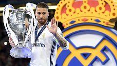"""Sergio Ramos: """"Esto es un hasta luego, porque tarde o temprano volveré"""""""