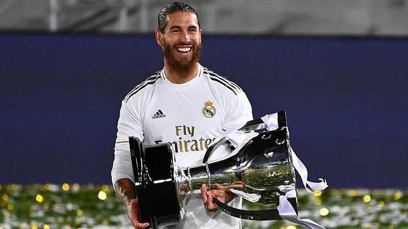 """Ramos: """"Lo quiero dejar claro. Nunca me he querido ir del Real Madrid"""""""