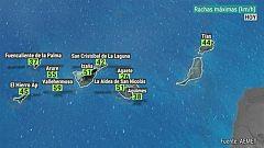 El tiempo en Canarias - 17/06/2021
