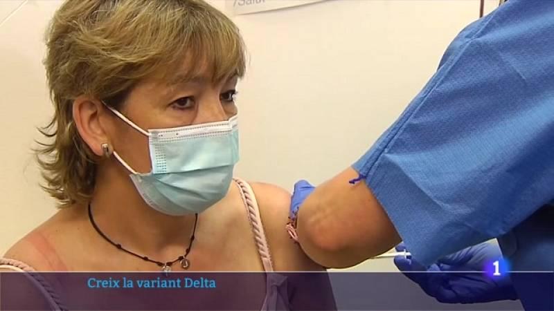 Les persones d'entre 35 i 39 anys ja poden vacunar-se