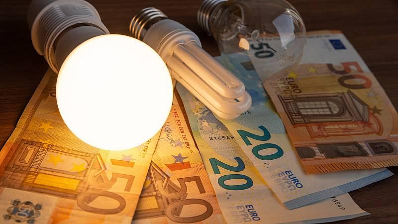 Máximos históricos en el precio de la luz con el megavatio/hora por encima de los 90 euros