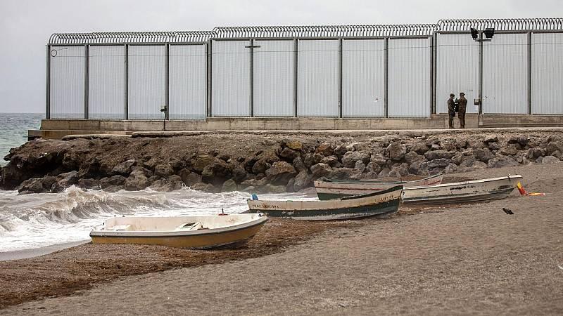 Un mes de la crisis migratoria: 3.000 personas, entre adultos y menores, siguen en Ceuta