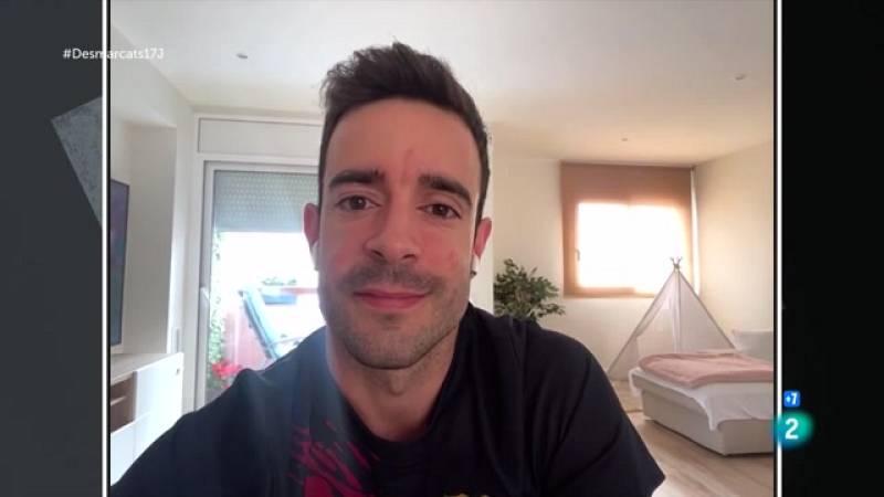 Desmarcats. Entrevista a Dídac Plana, jugador de futbol sala