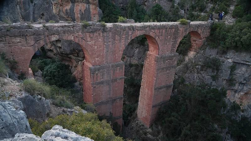 80 cm - El acueducto de Peña Cortada