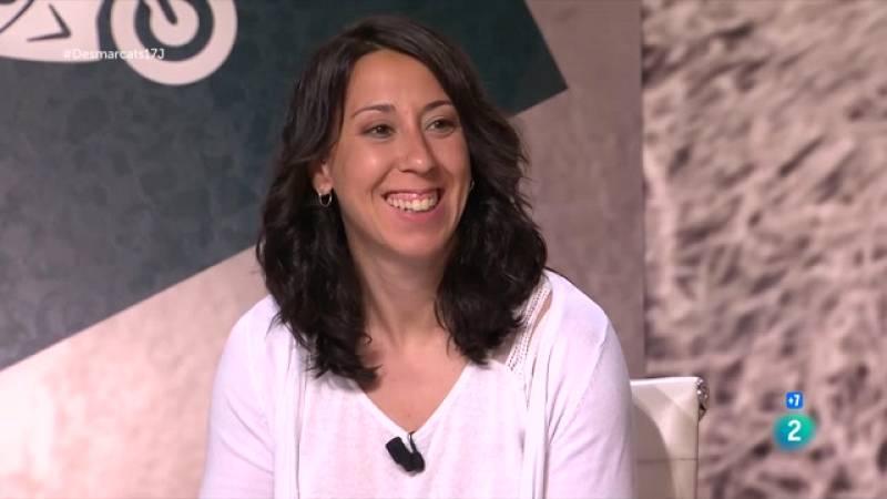 Desmarcats. Entrevista a 'Motxa' Barceló, jugadora d'hoquei patins