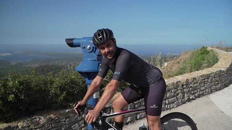 Bike Man descubriendo Menorca - Programa 3 - ver ahora