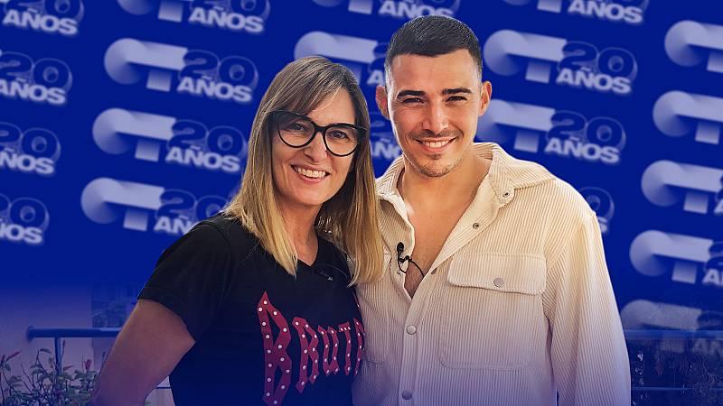 OT 20 años - Entrevista con Ángel Capel