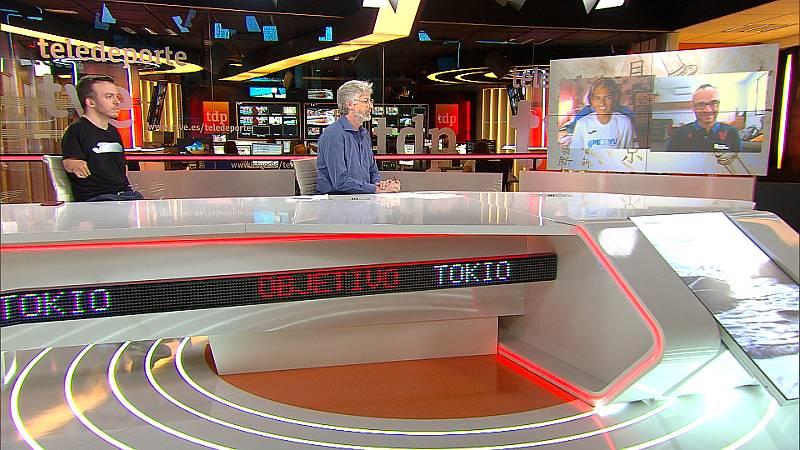 Objetivo Tokio - Programa 166 Paralímpicos - Michelle Alonso y Ricardo Ten, abanderados de España - ver ahora