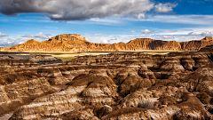 España Directo - Nos vamos de excursión por el desierto de Bardenas Reales