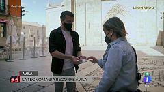 España Directo - Xavi, el Tecnomago, sorprende a todos entre las murallas de Ávila