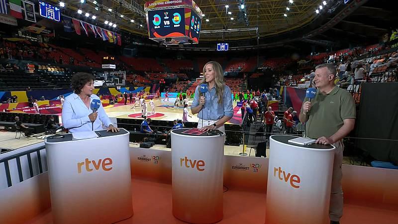Programa Baloncesto Campeonato de Europa - 17/06/21 - ver ahora