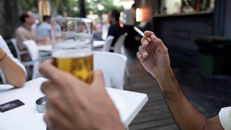 El alcohol y los ansiolíticos, las sustancias adictivas más comunes a partir de los 64 años