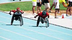 Atletismo - Campeonato de España Atletismo FEDDF