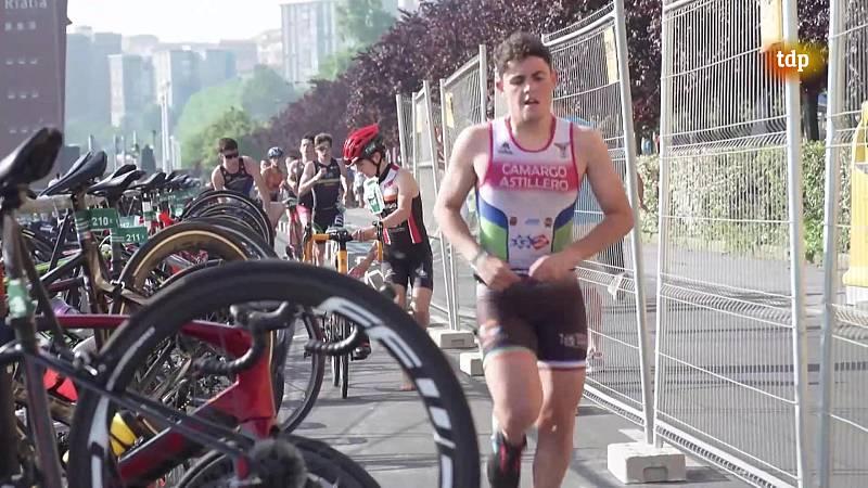 Triatlón - Clasificatorio Campeonato de España. Portugalete - ver ahora