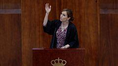 """Más Madrid critica el """"Gobierno de confrontación"""" de Ayuso y anuncia una """"oposición férrea"""""""