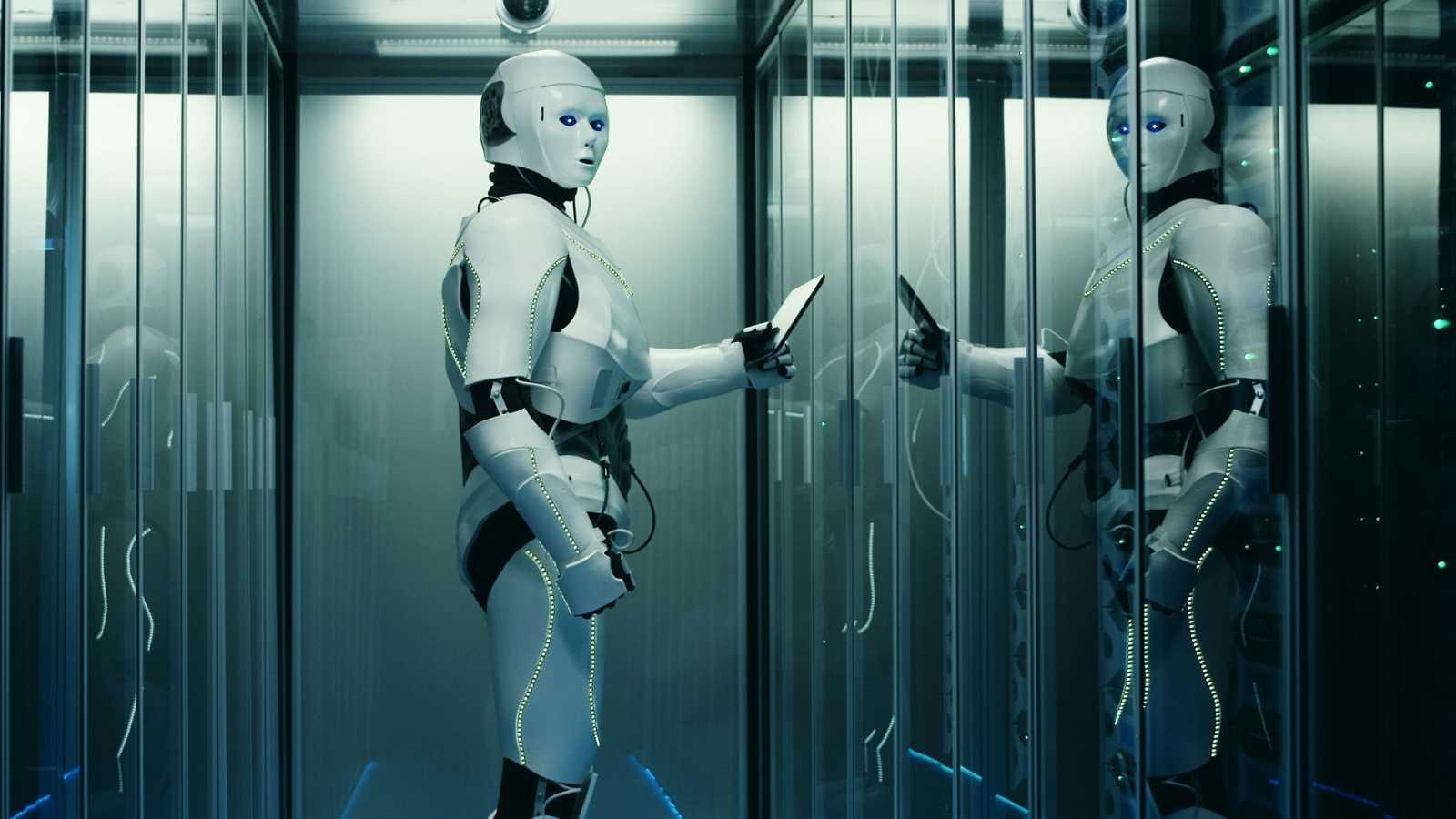 El cazador de cerebros - ¿En qué piensan los robots? - ver ahora