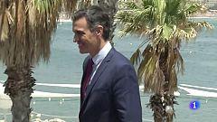 El president Sánchez adverteix que la discordia també és un llast per l'economia