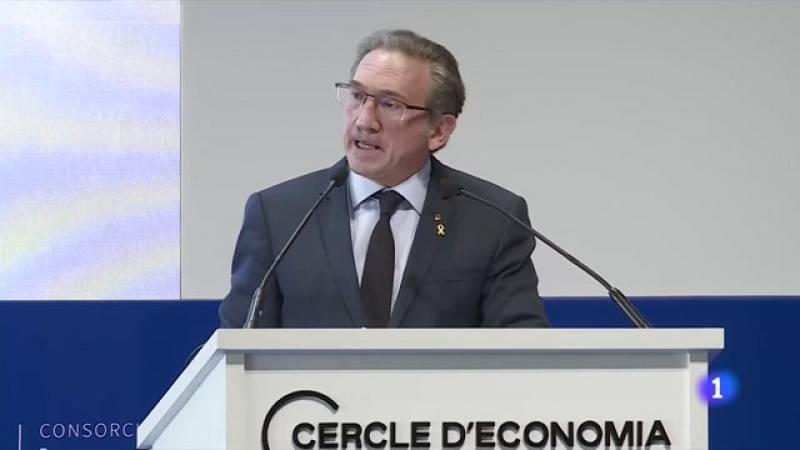 Giró demana a l'Estat la cogestió dels Fons Europeus