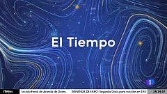 El tiempo en  Castilla y León - 18/06/21
