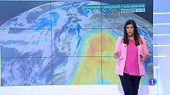 El Temps - Pols sahariana, ruixats, calor i xafogor pel cap de setmana
