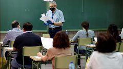 Miles de opositores a docente se examinan este fin de semana en España