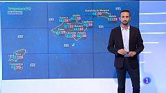 El temps a les Illes Balears - 18/06/21
