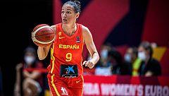 Laia Palau, jugadora con más partidos en la historia del Eurobasket