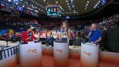 Programa Baloncesto Campeonato de Europa - 18/06/21