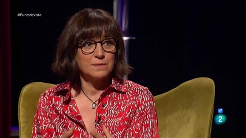 La directora Judith Colell, a Punts de vista