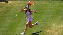 Tenis - WTA 500 Torneo Berlín. 1ª Semifinal: Alizé Cornet - Belinda Bencic