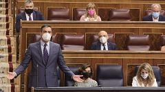Sánchez adelanta al 30 de junio su comparecencia en el Congreso en la que se espera informe de los indultos