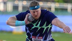 Ryan Crouser bate el récord mundial de lanzamiento de peso 31 años después