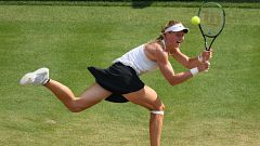 Tenis - WTA 500 Torneo Berlín. 2ª Semifinal: Liudmila Samsonova - Victoria Azarenka