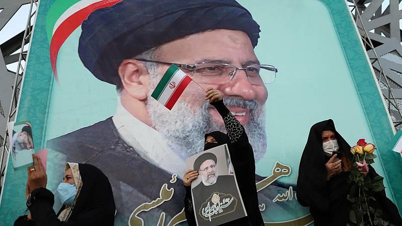 El ultraconservador Ebrahim Raisí, nuevo presidente de Irán