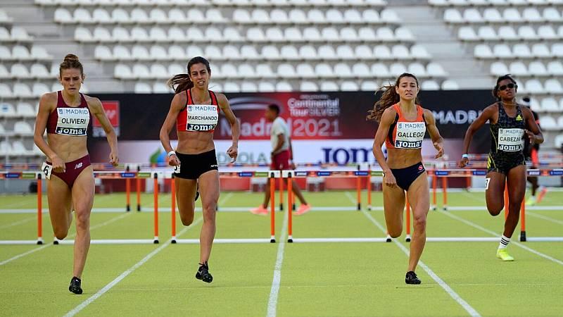 Atletismo - Mitin de Madrid - ver ahora