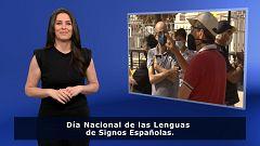 En lengua de signos - 20/06/21