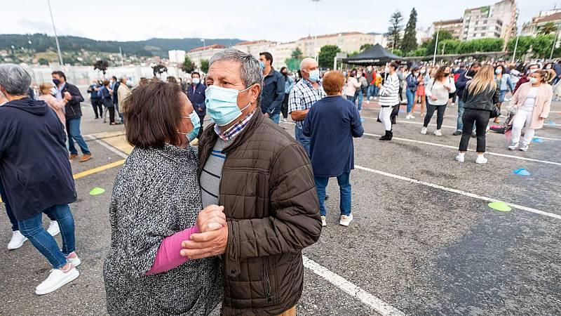 """Las verbenas superan """"con nota"""" una prueba piloto en Galicia"""