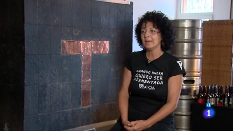 TVE habla con Teresa Queipo - 20/06/2021