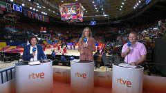 Programa Baloncesto Campeonato de Europa - 20/06/21