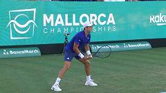 Tenis - ATP 250 Torneo Mallorca: Jaume Munar - Tennys Sandgren (1)