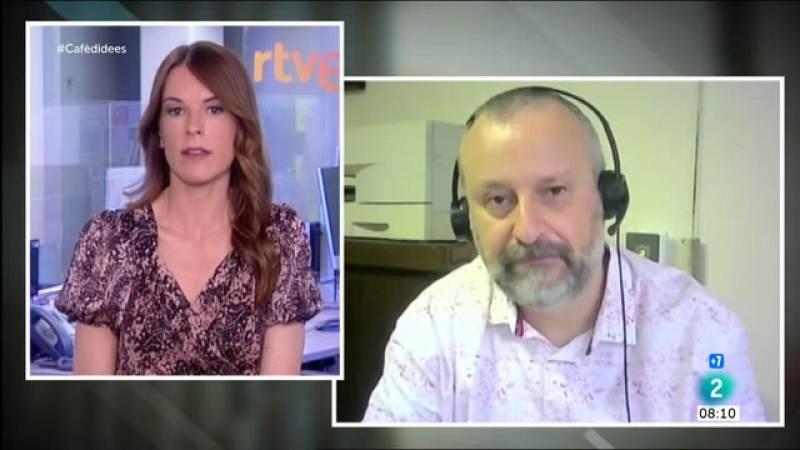 """Ramon Mas: """"La reobertura de l'oci nocturn és un pas positiu, però insuficient"""""""